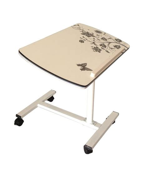 best buy laptop table portable laptop table white buy online at best price in