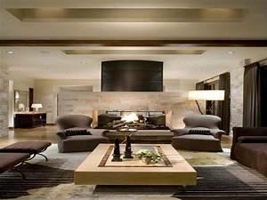 Modern, Cozy, Living, Room, Ideas, 1