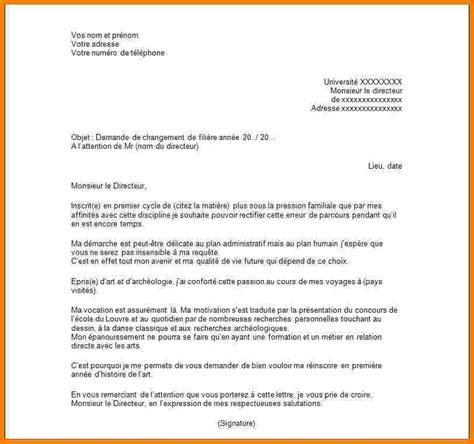 Lettre De Cv by Exemple Lettre Cv Lettre De Motivation Et Cv Degisco