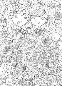 free coloring pages of poster