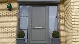 verre clair verandas fenetres volets menuiserie With porte de garage de plus porte extérieure bois