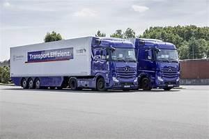 Mercedes Poids Lourds : mercedes benz lance une nouvelle version de camions et ~ Melissatoandfro.com Idées de Décoration