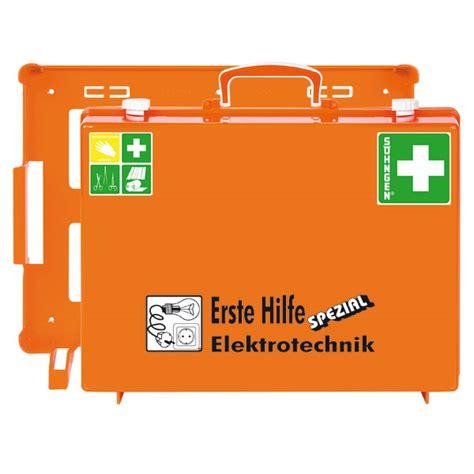 Erst Pruefen Dann Kaufen by S 246 Hngen Erste Hilfe Koffer Elektrotechnik Basisinhalt Nach