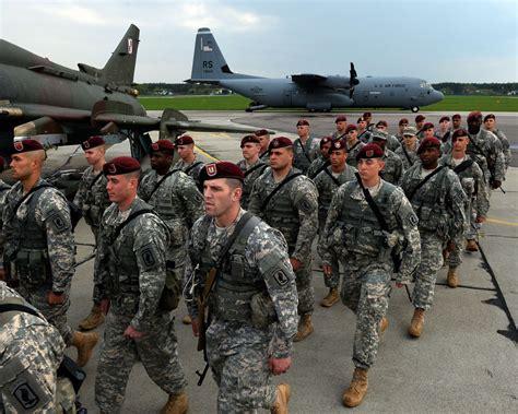 ASV drīzumā paziņos par apjomīgu karaspēka izvietošanu ...