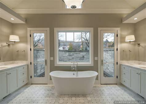 white  gray bathroom transitional bathroom cameo