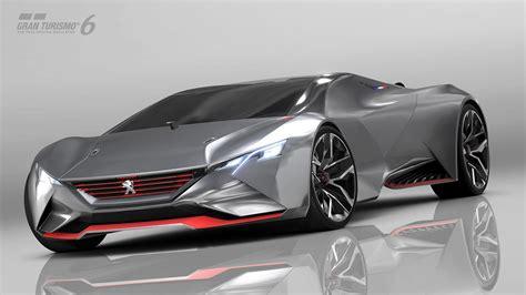 Peugeot Car : 2015 Peugeot Vision Gran Turismo