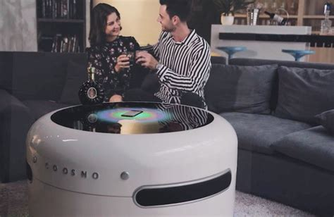 connected smart home tables coosno smart coffee table