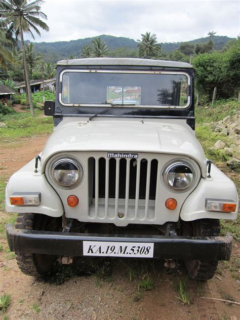 jeep mahindra mahindra major wikipedia