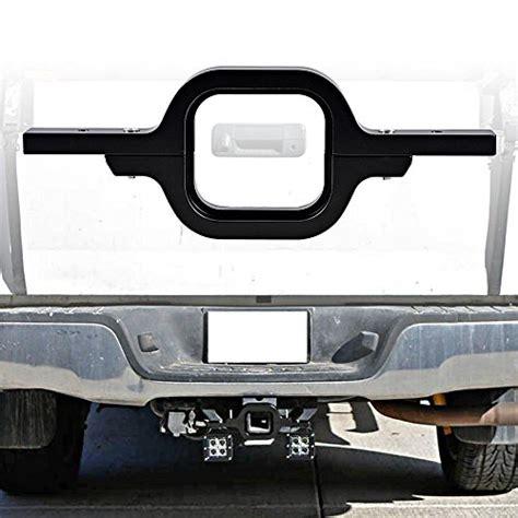 trailer hitch backup lights black trailer tow hitch mount bracket dual led backup