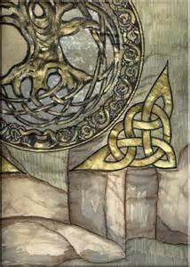 Ancient Celtic Magic Symbols