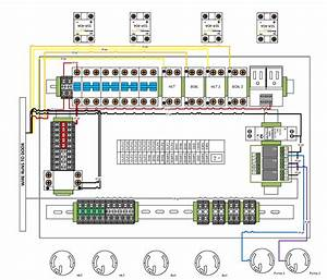 Electrical Control Panel Wiring Diagram Collection