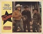 Gunman, The 1952 Original Lobby Card #FFF-28626 ...