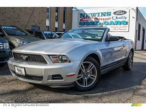 2010 Ford Mustang V6 Premium Convertible in Sterling Grey Metallic - 179541 | NYSportsCars.com ...
