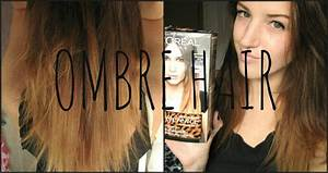 OMBRE HAIR Demo Review L39Oreal Preference Wild Ombre