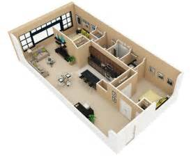 Two Bedroom House Design Pictures by 50 Two 2 Bedroom Apartment House Plans Eshwar Chaitanya
