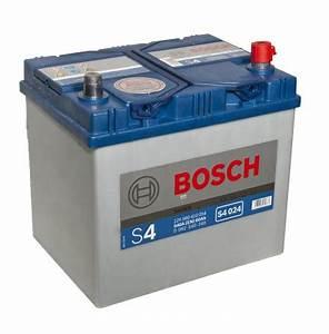 Bosch S4 12v 60ah : bosch bilbatterier ~ Jslefanu.com Haus und Dekorationen