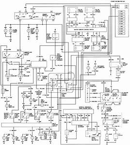 Scematic Diagram Panel  Wiring Diagram For 1991 Acura Integra