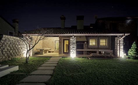 Illuminazione Esterna Da Giardino by Esterne Per Casa Giardino