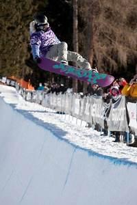 Evolution 2011 underway at Davos - World Snowboard Guide