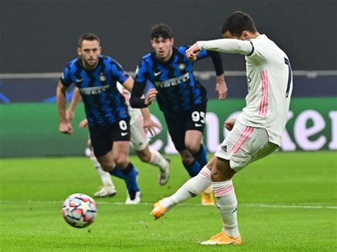 Champions League: Real Madrid beat Inter Milan to close on ...