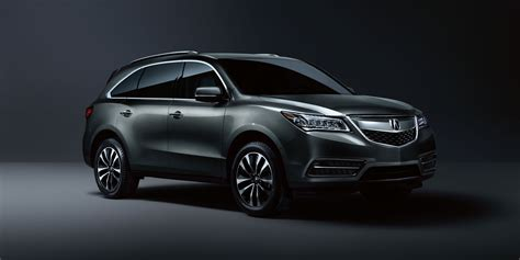 Acura Suv Used by A Modern Suv For Seven Acura