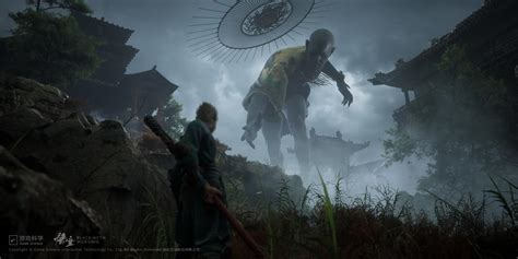 black myth wukong   impressive  chinese action adventure game inspired  journey
