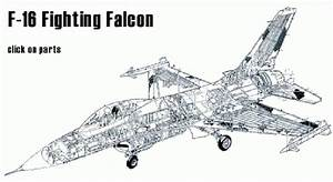 F-16a Bl  20  Mlu - Searching Diagram