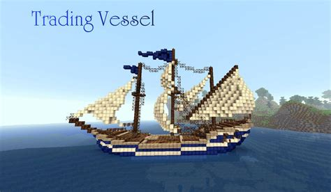 Minecraft Boat Hull by Sillouete S Ship Bundle Minecraft Project