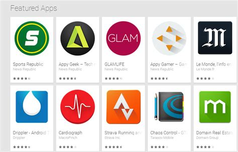 android wear apps how to find android wear apps in the play