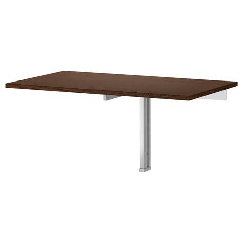 ikea si e ikea bjursta tavolo ribaltabile da parete quando il