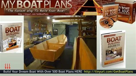 plywood row boat plans wood model boat plans youtube
