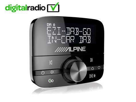 car diagnostic computer dab interface für digital radio alpine ezi dab go