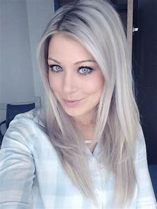 Grau Silber Haare : kann man graue haare blond f rben ~ Frokenaadalensverden.com Haus und Dekorationen