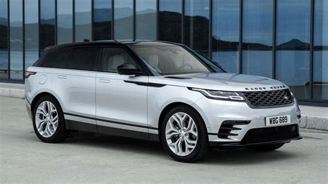 Review Land Rover Range Rover Velar by 2018 Land Rover Range Rover Velar Drive Two