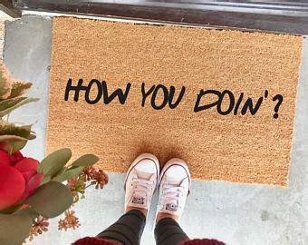 Chandler Doormats by Best 25 Joey Tribbiani Ideas On Friends Show