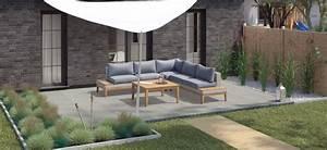Terrassen Sichtschutz Modern : terrasse bauen gestalten obi gartenplaner ~ Orissabook.com Haus und Dekorationen