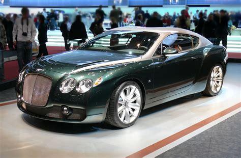Bentley Zagato by And Concept Cars Bentley Zagato Gtz