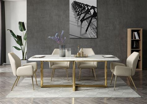 modrest empress modern dining table dining tables dining