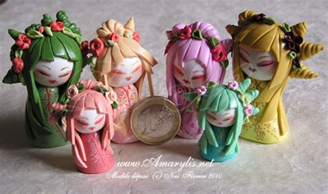 creation en pate fimo fimo favourites by lilyt on deviantart
