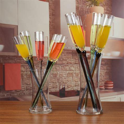 bicchieri strani importazione della cina di piombo bicchiere strani