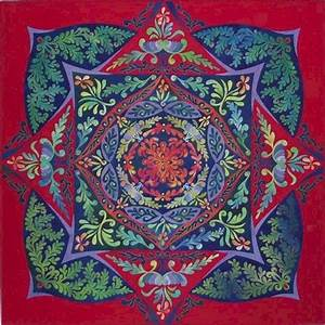 #bohemian #pattern #red #fabric | Art, Inspiration | Pinterest
