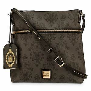 disney dooney and bourke bag the haunted mansion With leather letter carrier bags