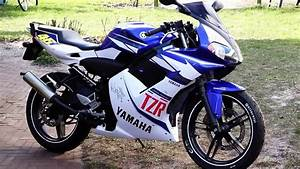 Yamaha Tzr 50 Rossi