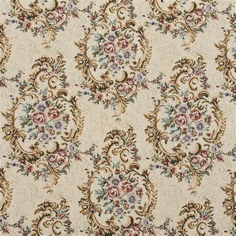 Tapestry Material Upholstery by B773 Burgundy Green And Blue Floral Tapestry Upholstery