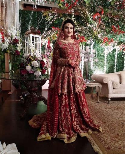 latest bridal wear trends  designs