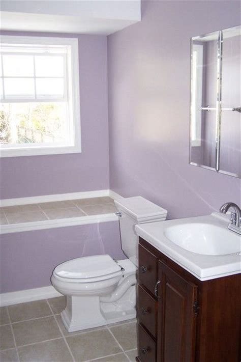 images  lavender bathrooms  pinterest