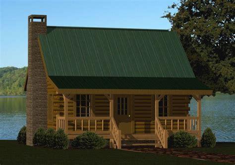 Small Log Cabin Kits & Floor Plans