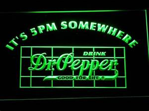 Beer Bar Cocktail LED Neon Signs