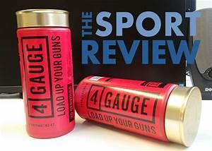 4 Gauge Pre Workout Supplement Review