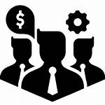 Icon Company Finance Icons Businessman Library Svg